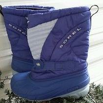 Kids Sorel Snow Boots Photo