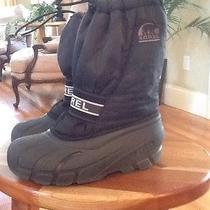 Kids  Sorel Snow Boots Unisex Photo
