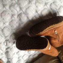 Kids Ugg Boots Like New Worn Twice Inside House  Never Outside Photo