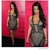 Kim Kardashian Dress Size M Photo
