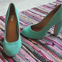 Kimichi Blue/ Urban Outfitters Blue Heels Photo