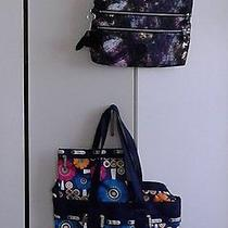 Kipling and Lesport Sac Multicolor Handbags Photo