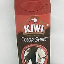 Kiwi Color Shine Premiere Instant Shoe Polish With Foam Tip Applicator - Brown Photo