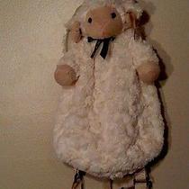 Kiwi & Friends Furry Lamb Backpack Photo