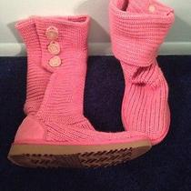Knit Uggs Size 7 Photo