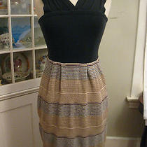 Knitted & Knotted Anthropologie Sweater Dress Knit Women's S Wool Blend Photo