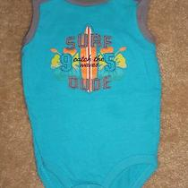 Koala Baby Aqua Surfer Dude Outfit 12m Photo