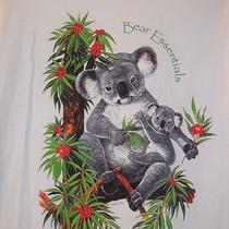 Koala Bear Essentials Mother Baby Wild Animal Shirtxxlfree Shipping Photo