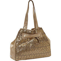 Kooba Addison Metallic Tote - Gold Photo