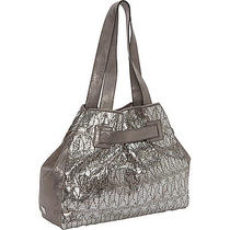 Kooba Addison Metallic Tote - Gunmetal Photo
