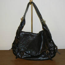 Kooba Handbag Dark Espresso Leather--Beautiful Photo