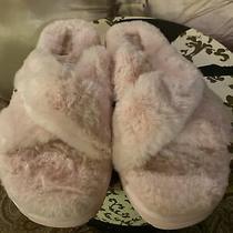 Koolaburra by Ugg Ballia Pink Slipper Women's N2681 Size 10 Photo