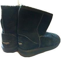 Koolaburra by Ugg Boots Girls Usa Size 2 Black Photo