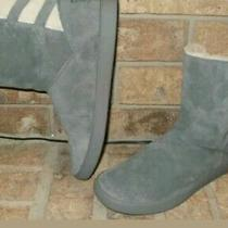 Koolaburra by Ugg Green Rare Boots Size 10 New Style 1096413 Photo