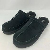 Koolaburra by Ugg Men's Bordon Lined Scuff Slipper (Black) Size 10 Photo
