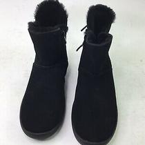 Koolaburra by Ugg Womens Shazi Mini Boot Black Size 9 New Photo
