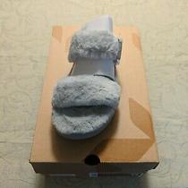 Koolaburra Ugg Gray Slides Size 8 Photo