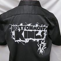 Kottonmouth Kings Kk Hip Hop Rap Rock Punk Dickies Button Front Casual Shirt 2xl Photo