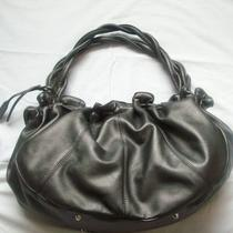 Kristin Davis Hobo Handbag Charcoal Gray Photo