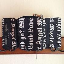 l.a.m.b. for Lesportsac Lotta Coin Tri-Fold Wallet Old School Lamb Gwen Stefani Photo