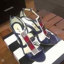 l.a.m.b. Gillie Heels-325-New With Box-Size 5 1/2 Fits Like a 6 Photo