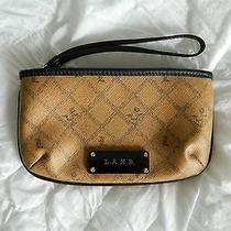 l.a.m.b. Gwen Stefani Signature Clutch Wristlet Bag Photo