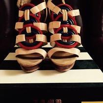 l.a.m.b. Heels Size 7.5 60 Photo