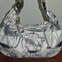 l.a.m.b. Love Angel Music Baby Le Sport Sac Hobo Style Handbagpurse Photo