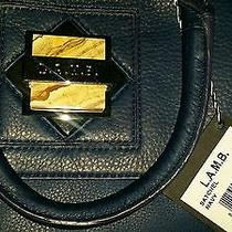 l.a.m.b River Stone Lock Satchel Gorgeous Photo