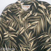 L Honolulu Lulu Hawaiian/camp  Shirt- 100% Silk 24/32 Photo