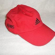 Lk Never Worn Red Adidas Hat Photo