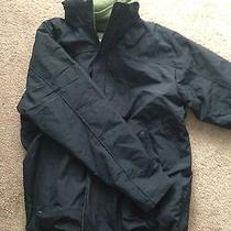 l.l.bean Storm Chaser 3-in-1 Jacket (Ll Bean) L Tall (Large) Black/tuscan Olive Photo