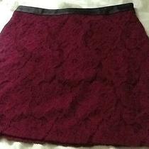 Lace Mini Skirt Photo