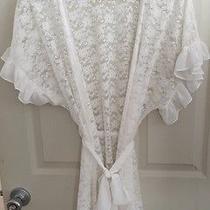 Lace Robe Photo