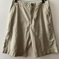 Lacoste 38 Mens Beige Brown Regular Fit Chinos  Shorts Photo