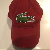 Lacoste Adjustable Hat Cap Photo