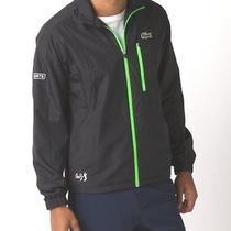 Lacoste Andy Roddick Track Jacket Coats Men (Bh3271) Size Xs New   Photo