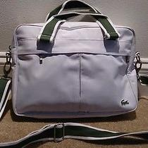 Lacoste Bag Messenger Bag /computer Bag 195 Photo