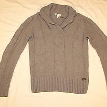 Lacoste Cable Knit Sweater (40 / m) Fantastic Photo