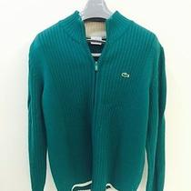 Lacoste Dark Green Sweater Photo