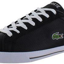 Lacoste Graduate Low Top Men's Court Sneakers Shoes Size 11 Photo