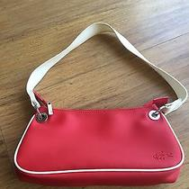 Lacoste Hot Red Small Shoulder Bag Photo