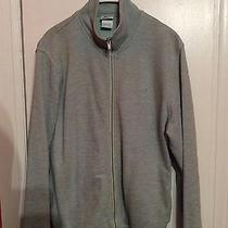 Lacoste Jacket 100% Cotton Small Photo