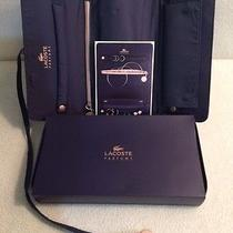 Lacoste Jewelry Case Back Photo