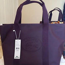 Lacoste Large Plum Bag Photo