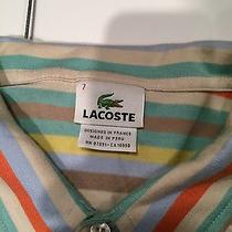 Lacoste Mens Size 7 Photo