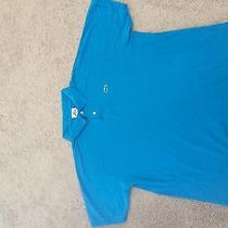 Lacoste Polo Blue 7 Photo