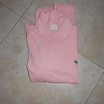 Lacoste Polo Med Photo