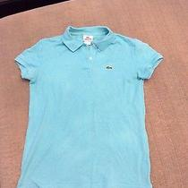 Lacoste Polo Women's 38 Photo