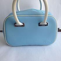 Lacoste Purse (Baby Blue) Photo
